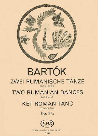 Product Cover for 2 Rumanian Dances, Op. 8a