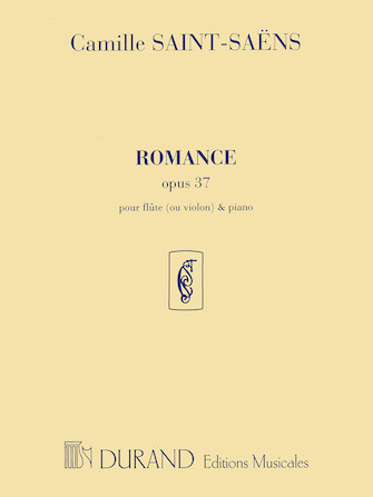 Product Cover for Romance, Op. 37