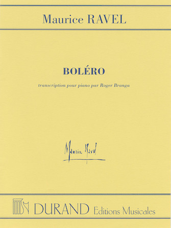 Product Cover for Boléro