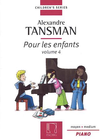 Product Cover for Pour les enfants (For Children) Volume 4