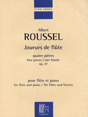 Product Cover for Joueurs de flûte