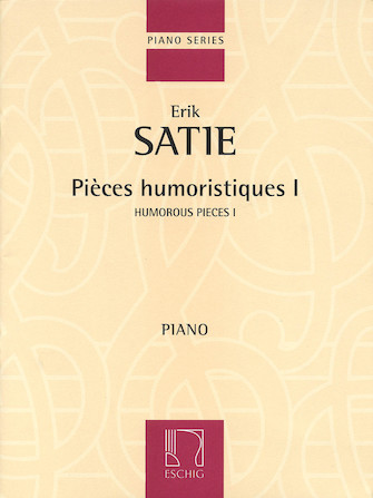 Product Cover for Piéces Humoristiques I