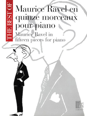 Product Cover for The Best of Maurice Ravel: Fifteen Pieces for Piano