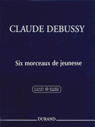 Product Cover for 6 Morceaux De Jeunesse
