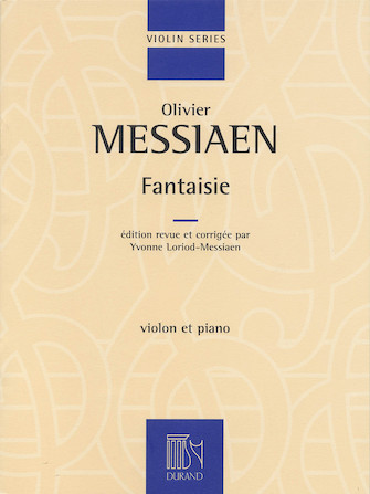 Product Cover for Fantaisie