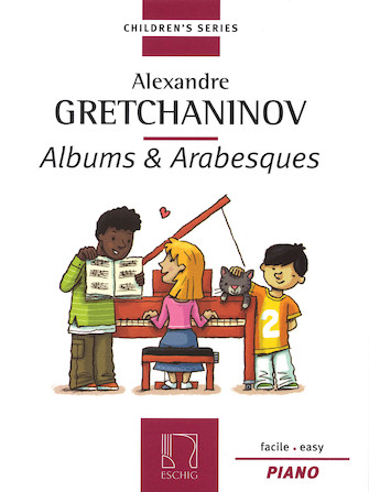 Product Cover for Albums & Arabesques