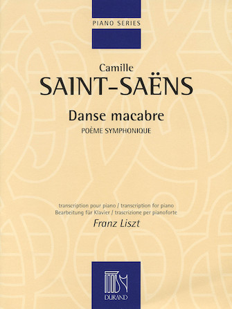 Product Cover for Danse Macabre, Op. 40