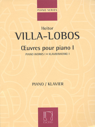 Product Cover for Piano Works 1 – Oeuvres Pour Piano I