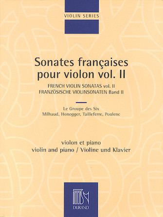 Product Cover for French Violin Sonatas – Volume 2