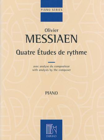 Product Cover for 4 Études de rythme