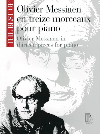 Product Cover for Oliver Messiaen in Thirteen Pieces for Piano