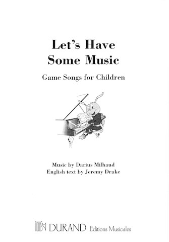 Product Cover for Let's Have Some Music