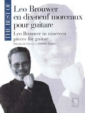 Product Cover for The Best of Leo Brouwer