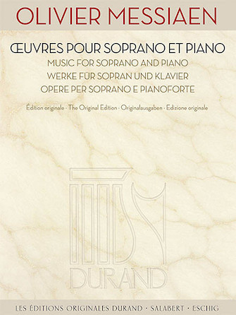Product Cover for Music for Soprano and Piano [Oeuvres Pour Soprano et Piano]