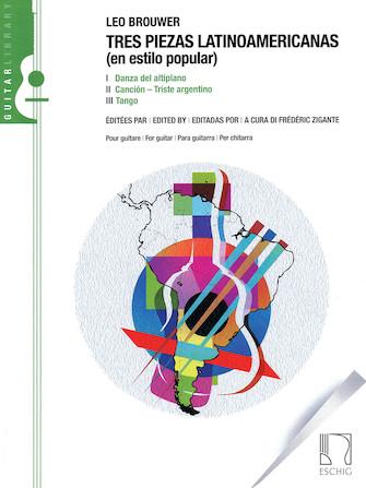 Product Cover for Tres Piezas Latinoamericas