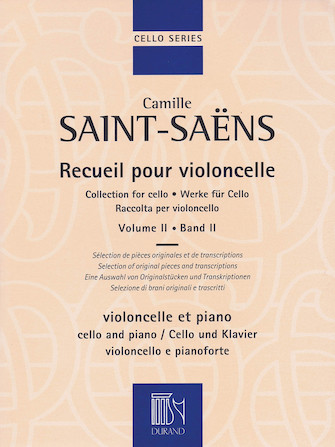 Product Cover for Collection for Cello – Volume 2