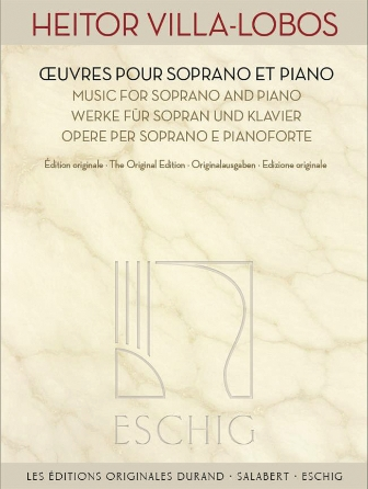 Product Cover for Songs for Soprano and Piano
