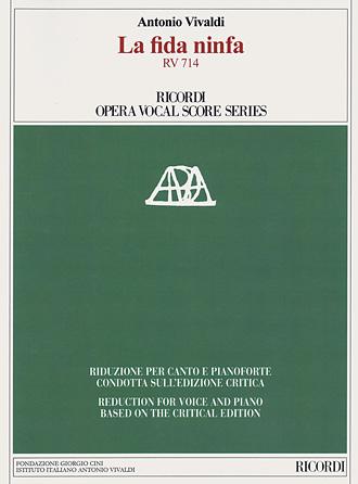 Product Cover for La fida ninfa, RV 714
