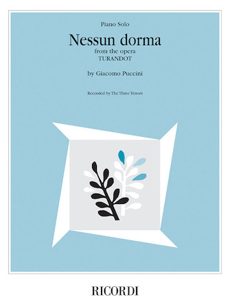 Product Cover for Nessun Dorma (from the opera Turandot)