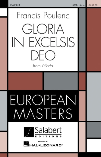 Product Cover for Gloria in Excelsis Deo (from Gloria)