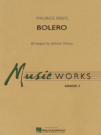 Product Cover for Bolero (Young Concert Band Edition)
