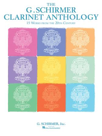 G. Schirmer Clarinet Anthology