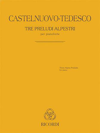 Product Cover for Tre Preludi Alpestri