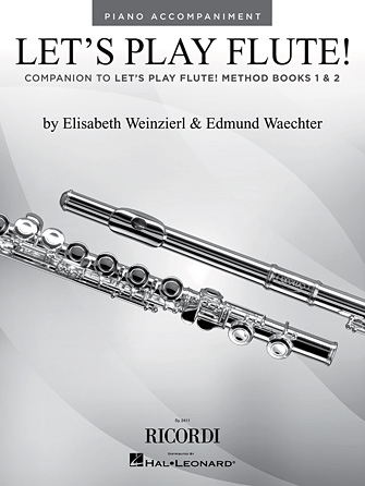 Product Cover for Let's Play Flute!