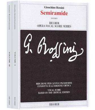Product Cover for Semiramide