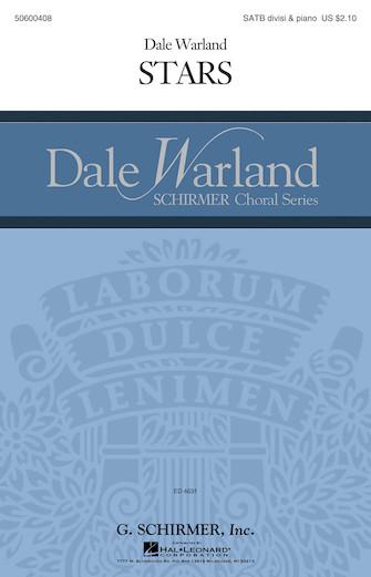 Stars : SATB : Dale Warland : Dale Warland : Sheet Music : 50600408 : 888680096342 : 1495051528