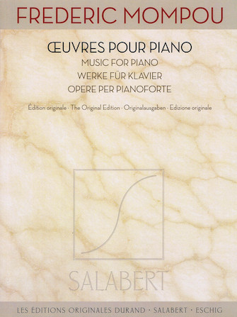 Product Cover for Works for Piano