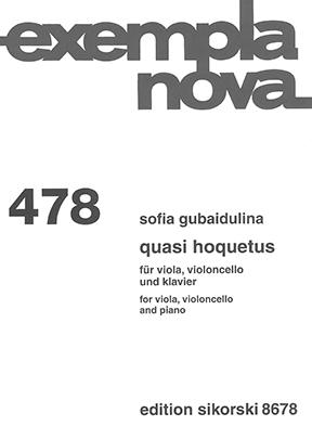 Product Cover for Quasi Hoquetus