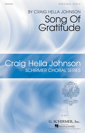 Product Cover for Song of Gratitude
