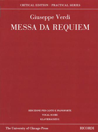Product Cover for Messa da Requiem
