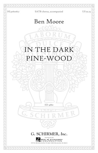 Product Cover for In the dark pine-wood
