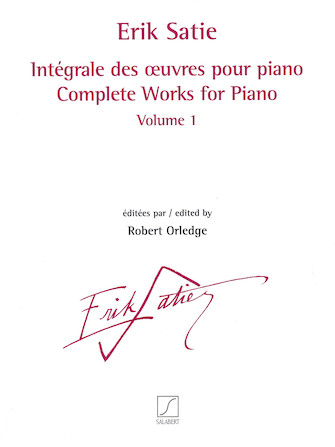 Product Cover for Complete Works for Piano – Volume 1