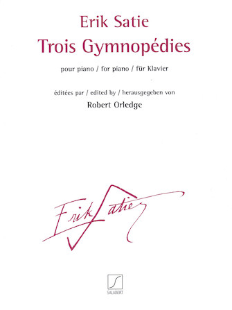 Product Cover for Trois Gymnopedies