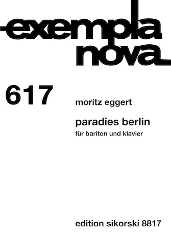 Product Cover for Paradies Berlin