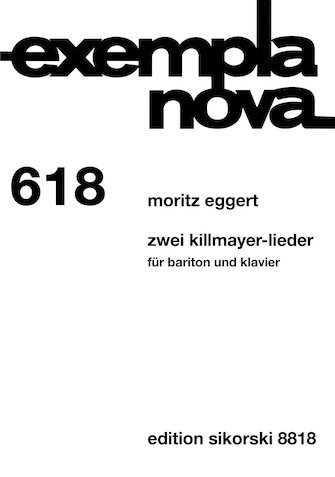 Product Cover for Zwei Killmayer-Lieder