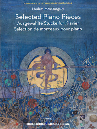 Product Cover for Selected Piano Pieces