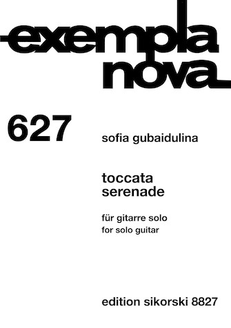 Product Cover for Toccata Serenade