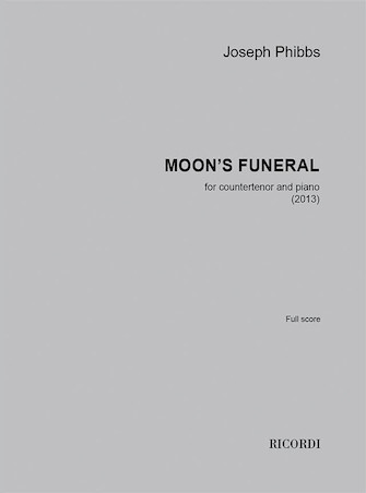 Product Cover for The Moon's Funeral