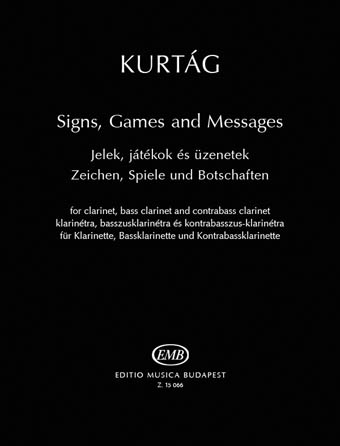 Product Cover for Signs, Games and Messages