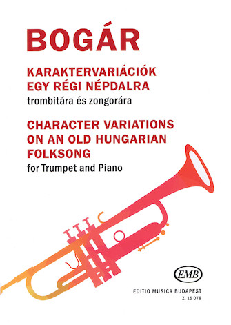Product Cover for Character Variations on an Old Hungarian Folksong