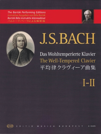 Product Cover for The Well-Tempered Clavier – I-II