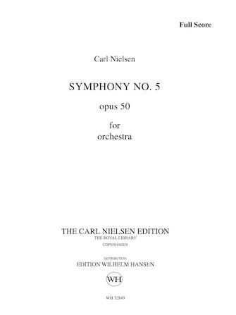 Symphony No. 5 Op. 5