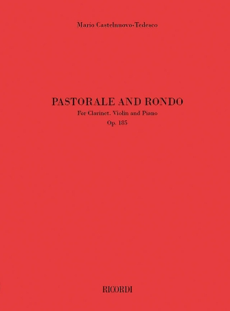 Product Cover for Pastorale And Rondo Op. 185