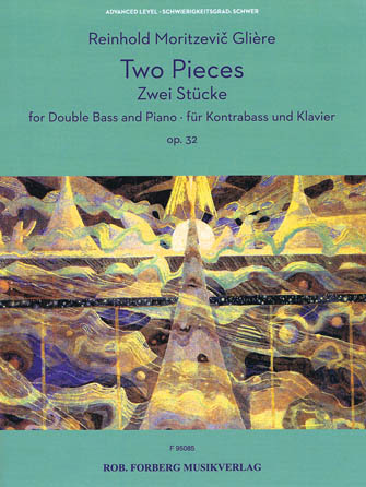Product Cover for Two Pieces Op. 32