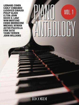 Product Cover for Piano Anthology Volume 1