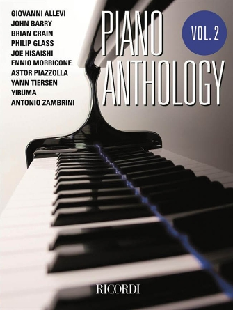 Product Cover for Piano Anthology Volume 2
